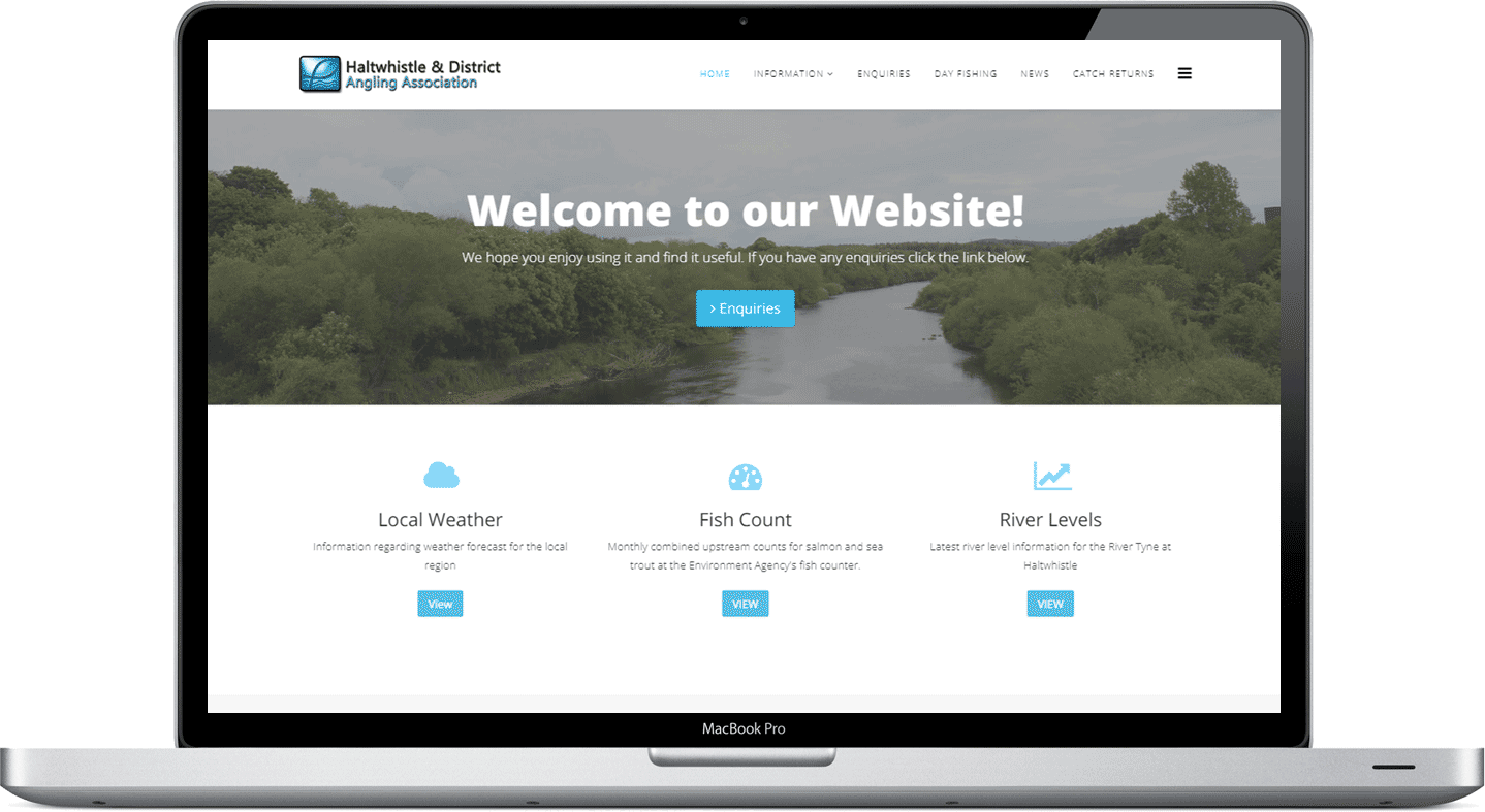 web design northumberland